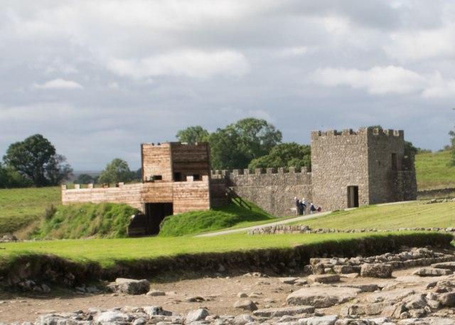 Vindolanda reconstructions